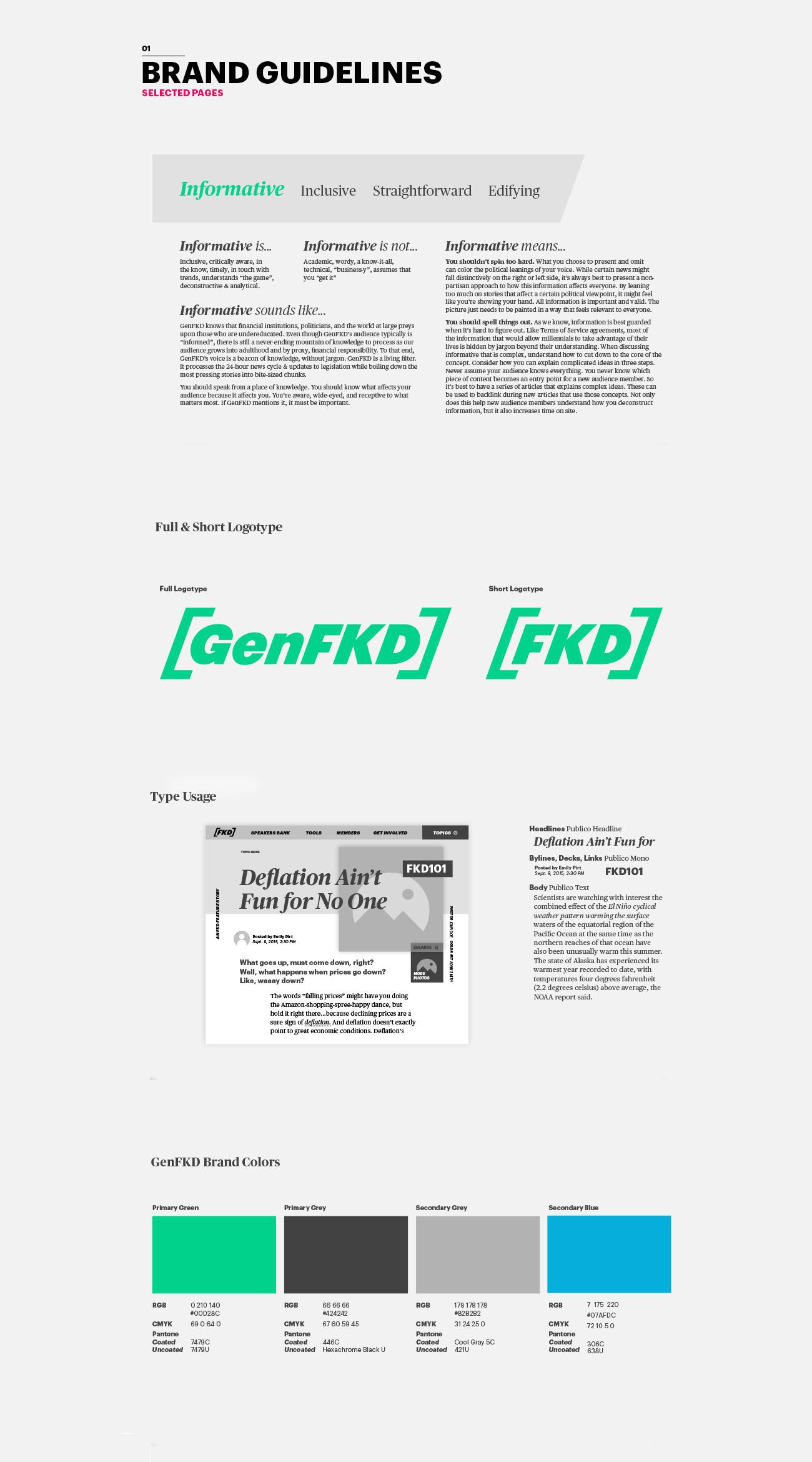 GenFKD Branding